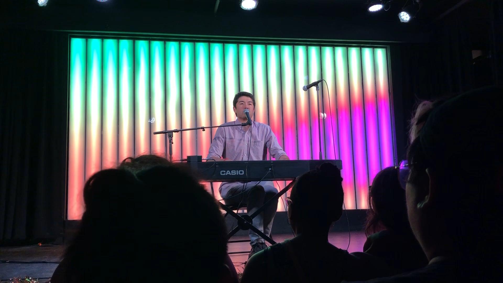 Dylan Adler Music Comedy at Littlefiled