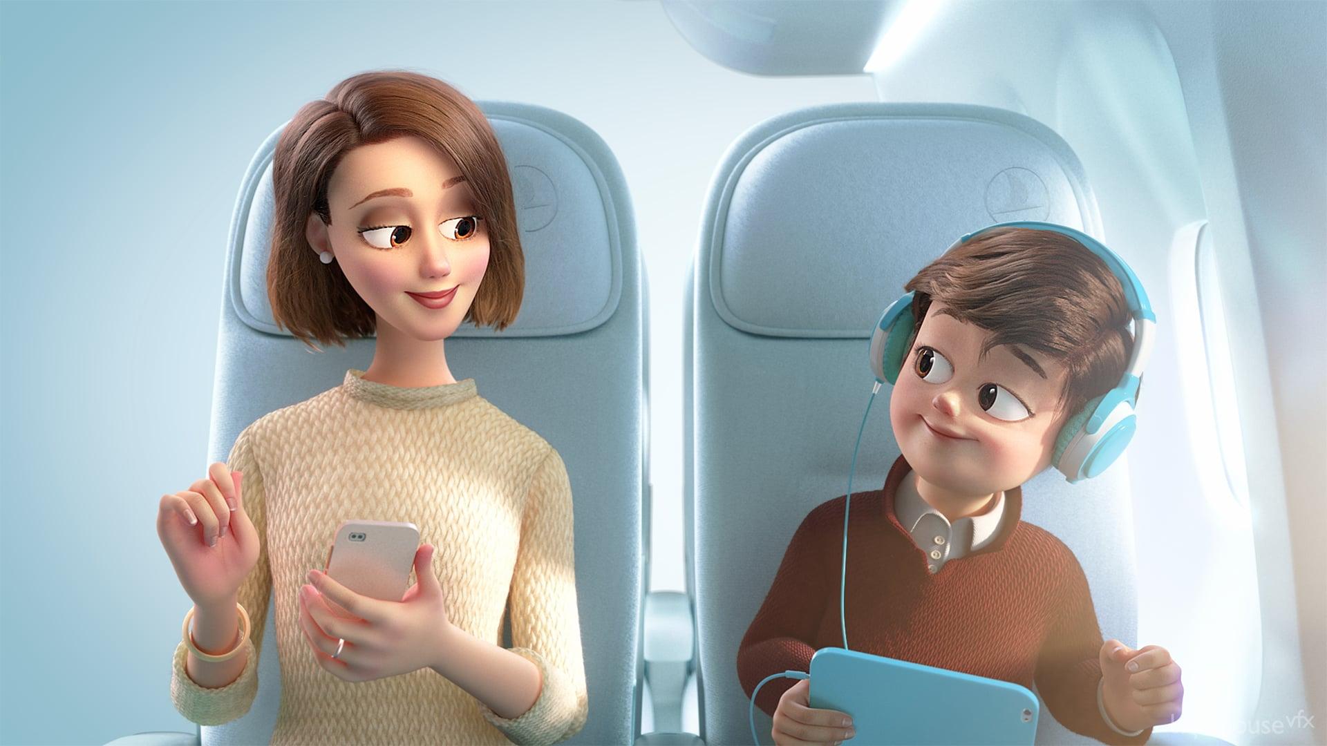 Turkish Airlines In-flight Safety Video