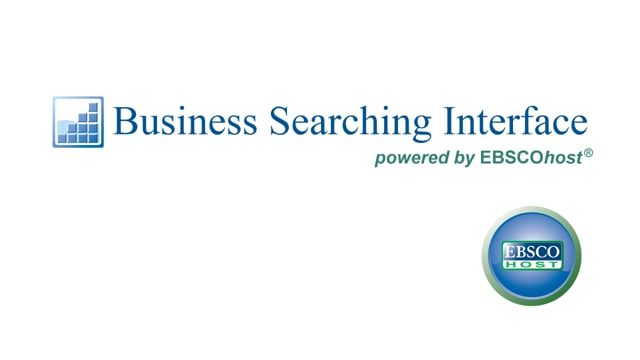 Business Searching Interface - Tutorial