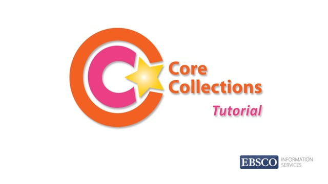 Core Collections Complete - Tutorial