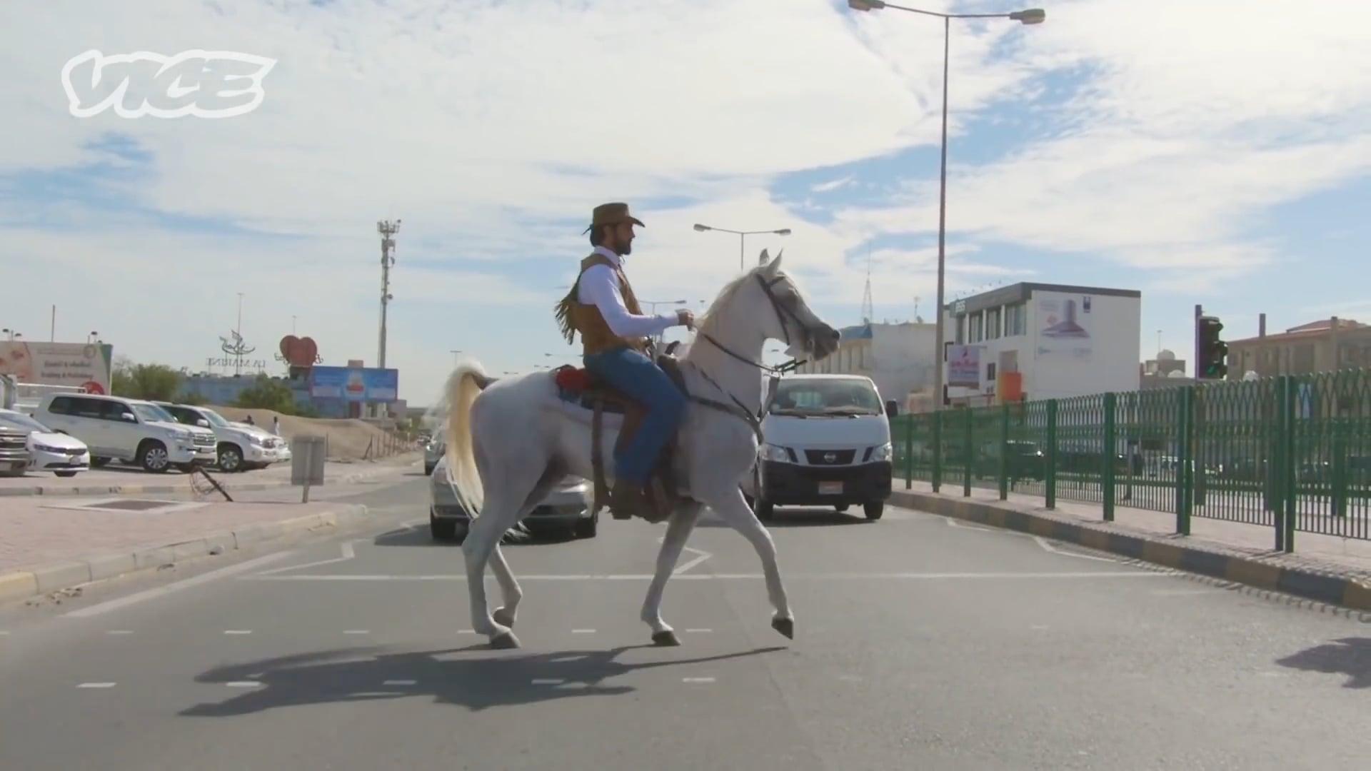 Vice Arabia   Bahraini Cowboys - Welcome to the Wild Wild East