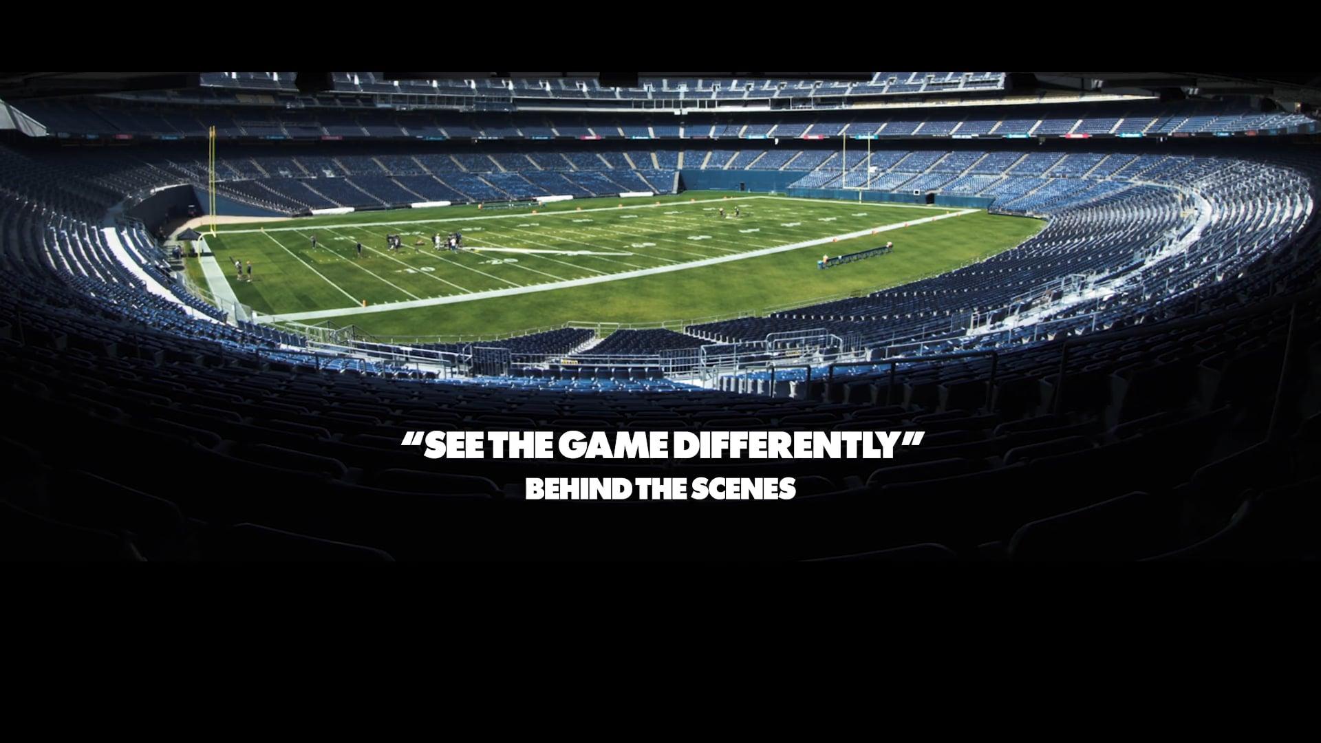 Oakley NFL | Behind The Scenes