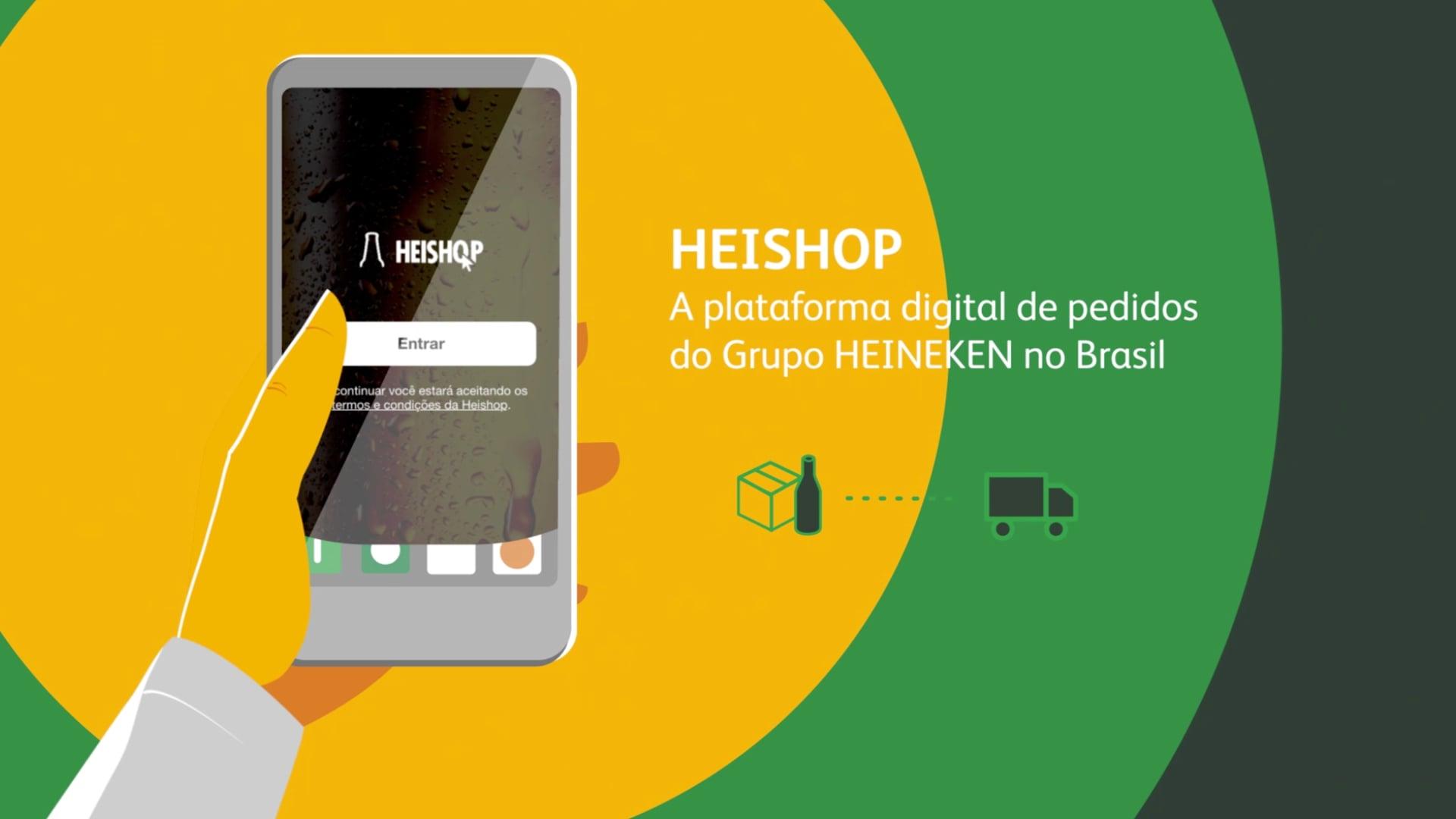 HEINEKEN - APP HEISHOP