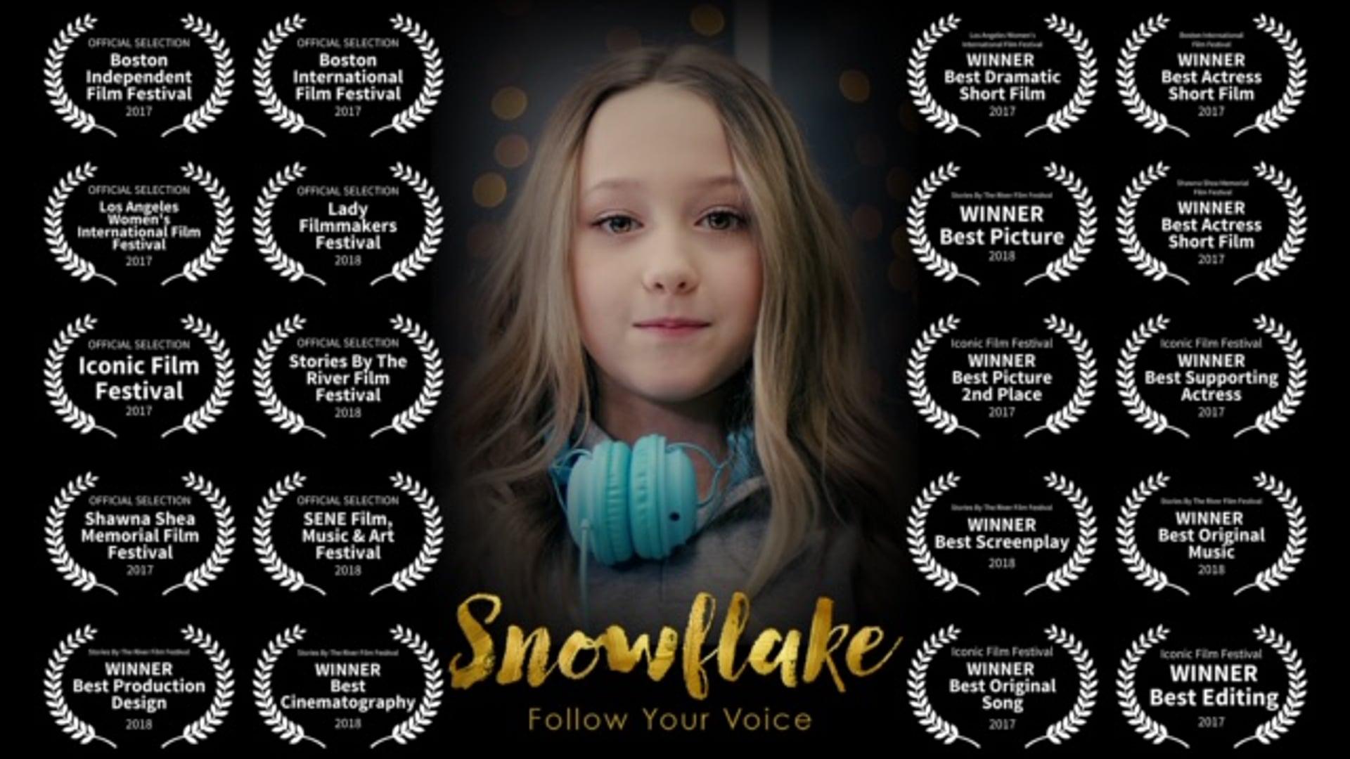 Snowflake Trailer