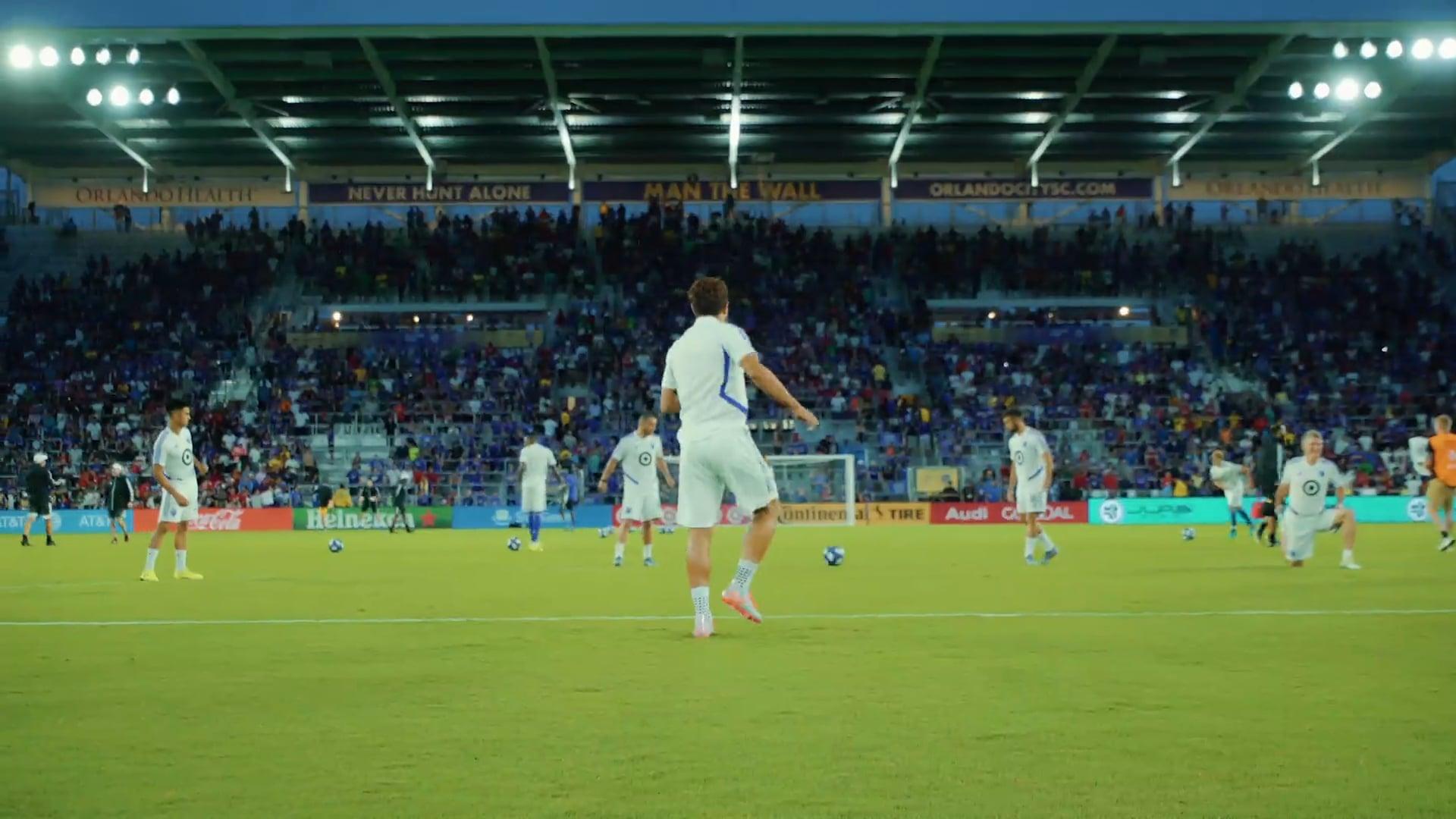 Jonathan Dos Santos x MLS All Star Week