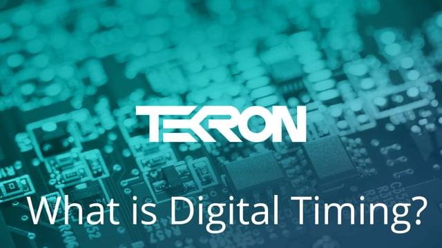 Ask Tekron: What is Digital Timing