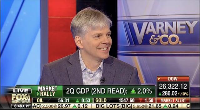 Fox Business News: 08/29/19