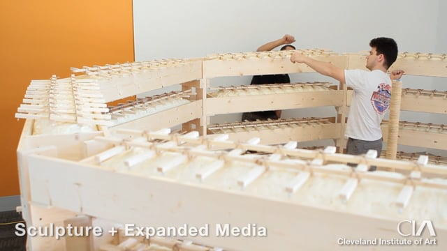 Sculpture + Expanded Media at Cleveland Institute of Art