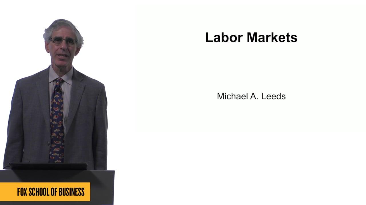 61572Labor Markets