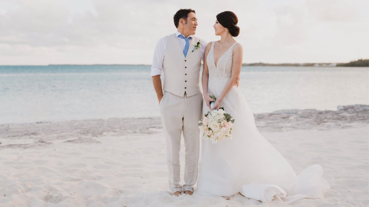 Abaco Beach Resort Wedding
