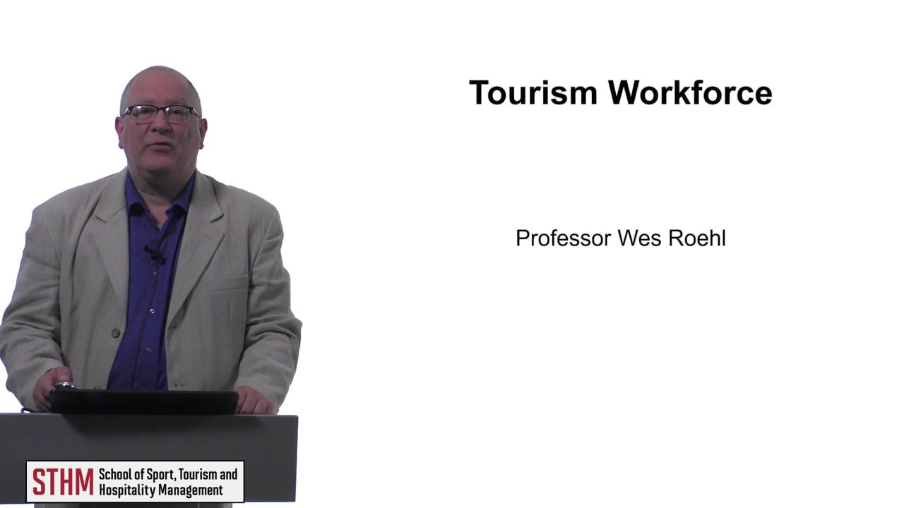 61580Tourism Workforce