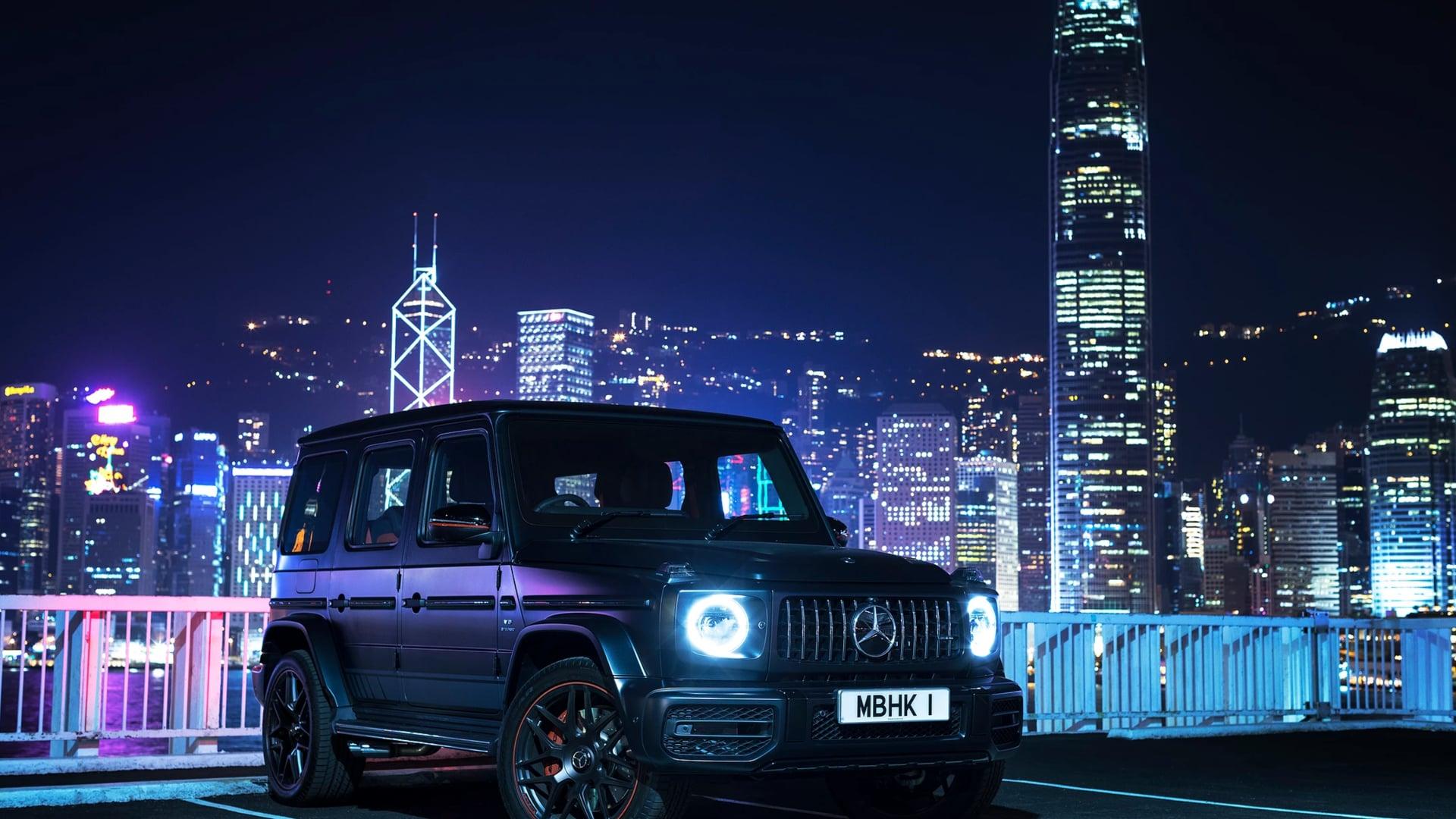 Mercedes - AMG G63 - Hong Kong