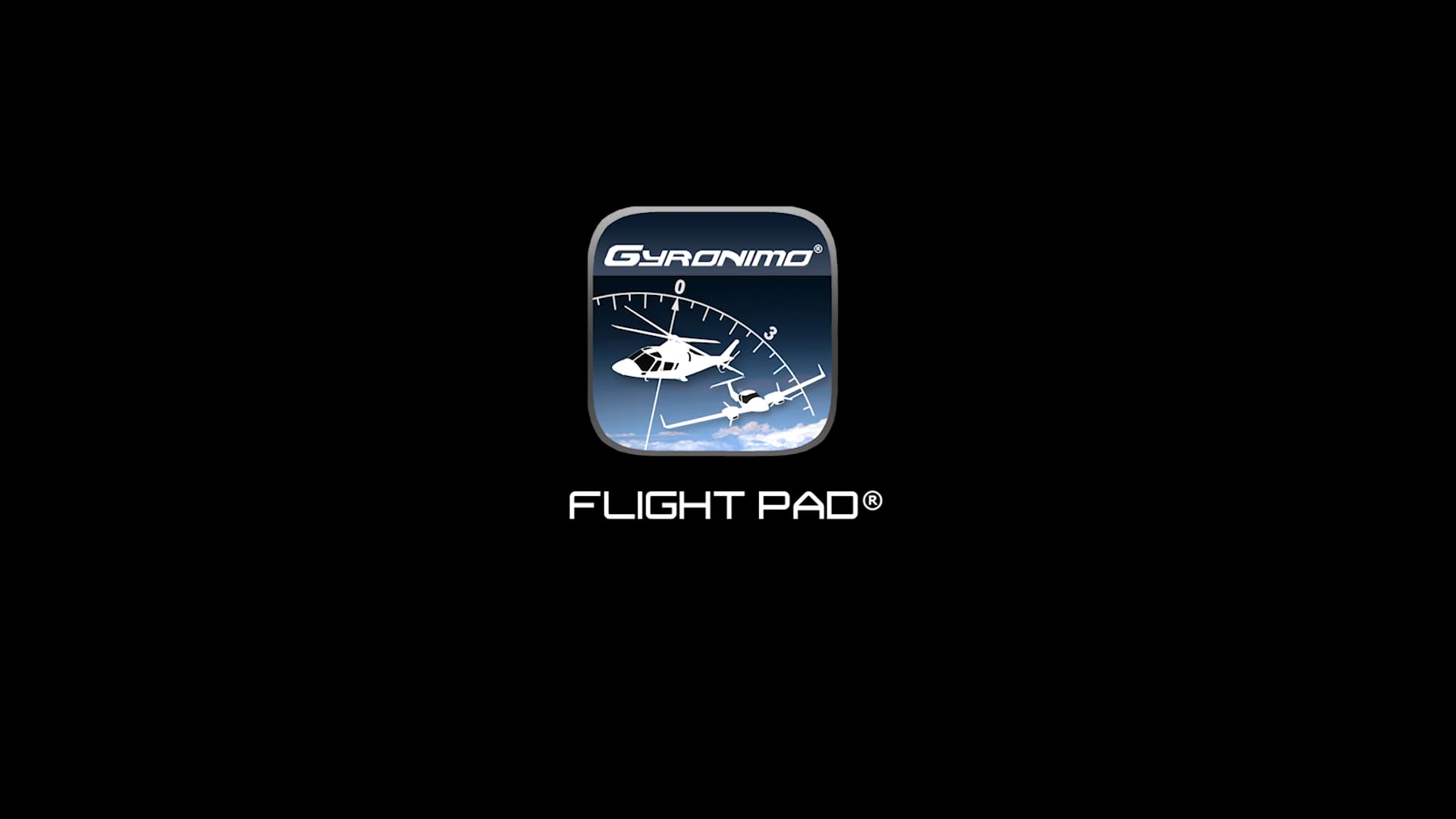 Gyronimo Flight Pad Intro