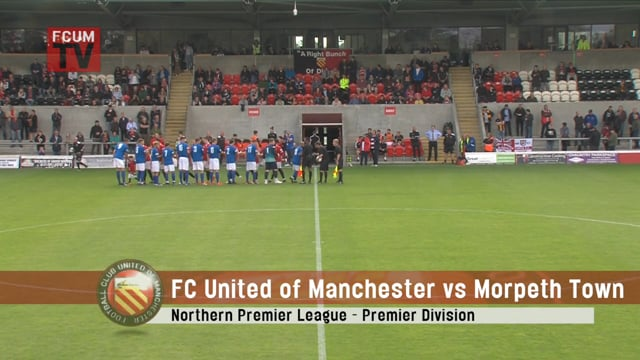 FC United vs Morpeth Town - Highlights - 31/08/19