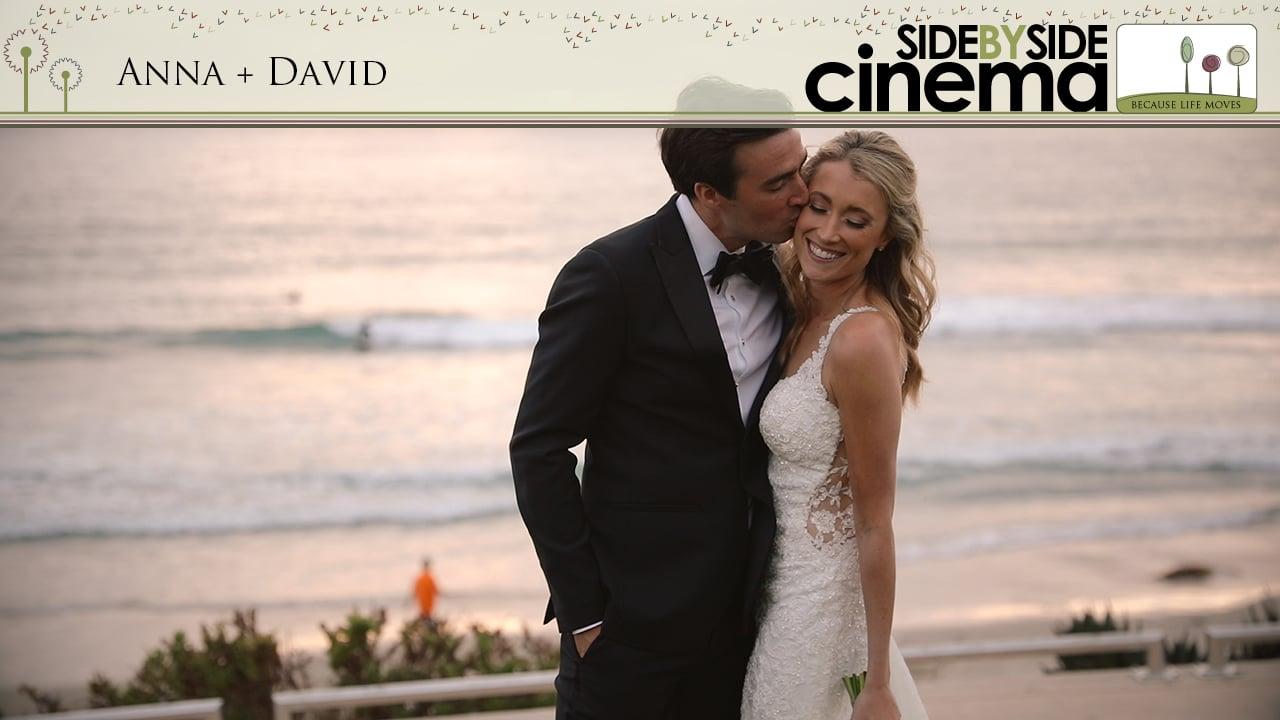 Anna + David - Scripps Seaside Forum Wedding