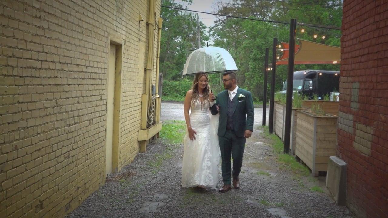 DAYNA & FORTUNATO, Wedding Film Highlights