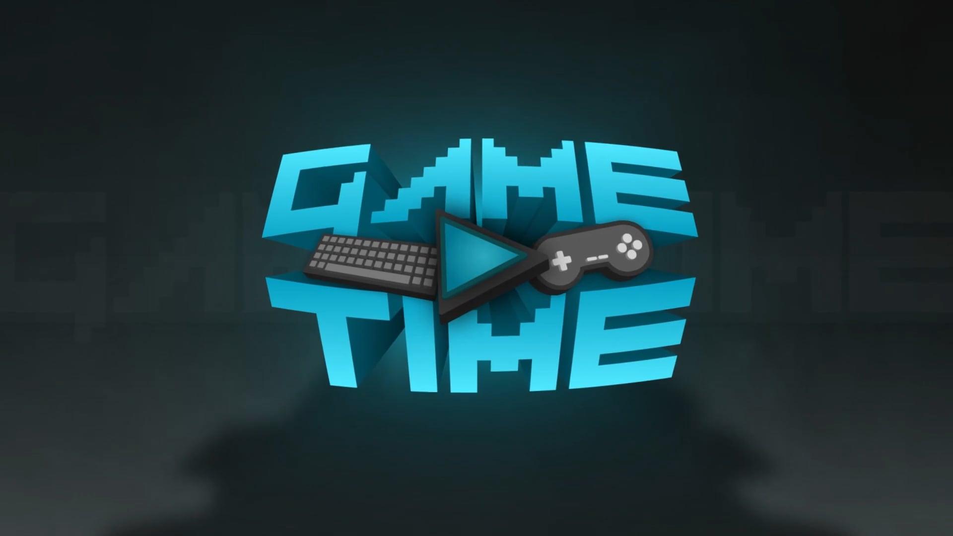 VINHETA GAME TIME