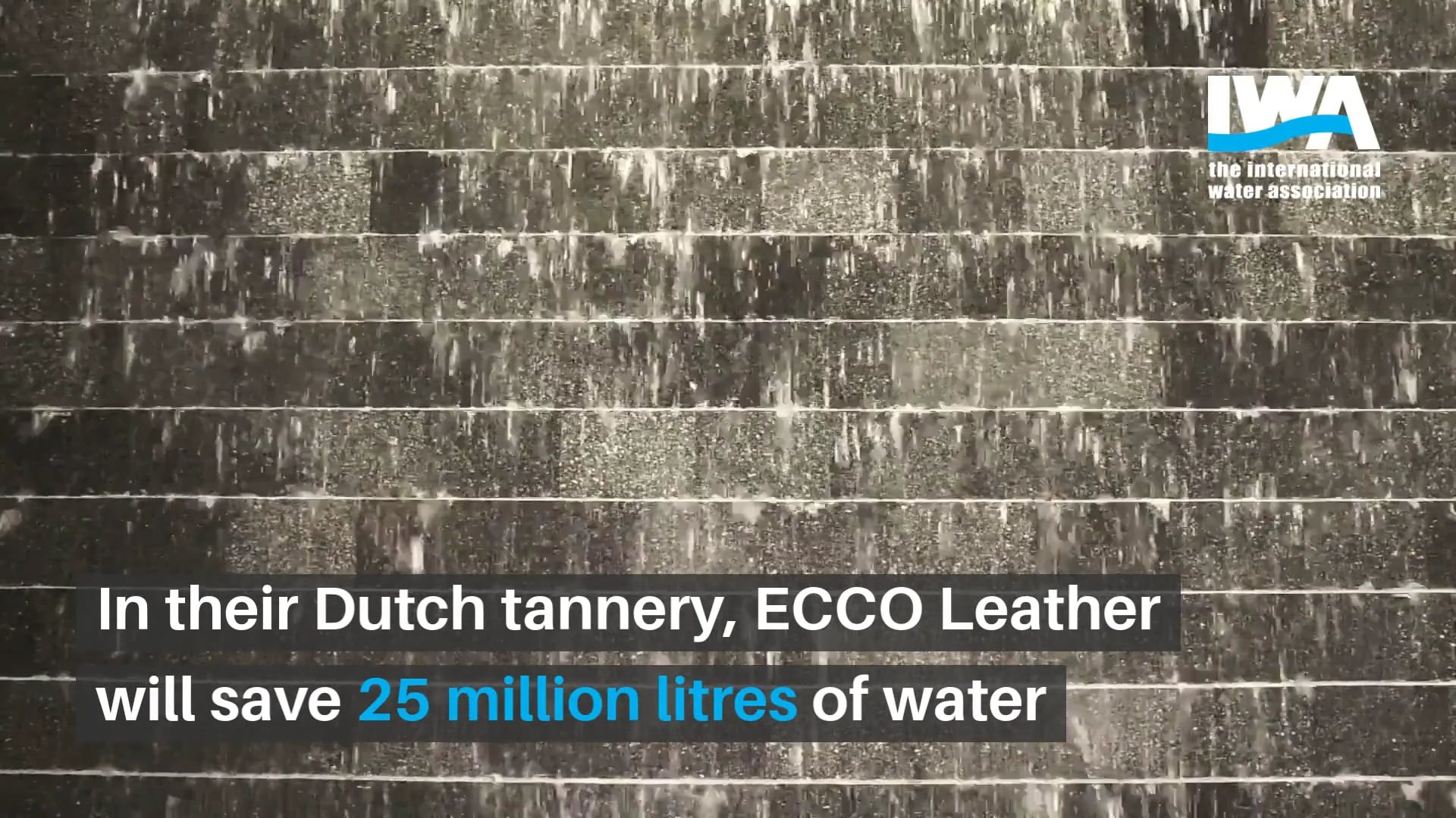 ECCO Leather DriTan™ Technology
