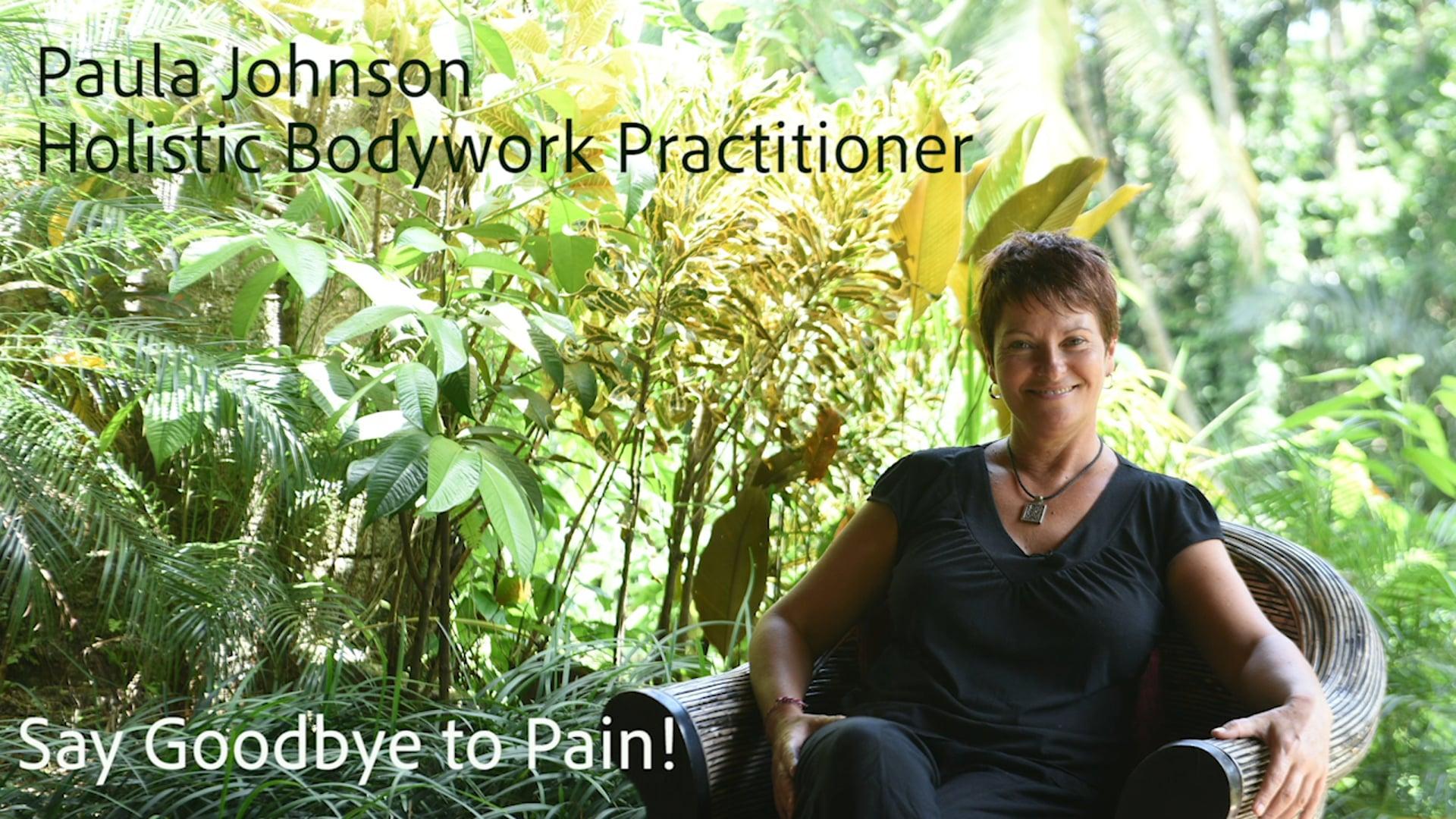 Video Promotion for Holistic Bodywork Practitioner