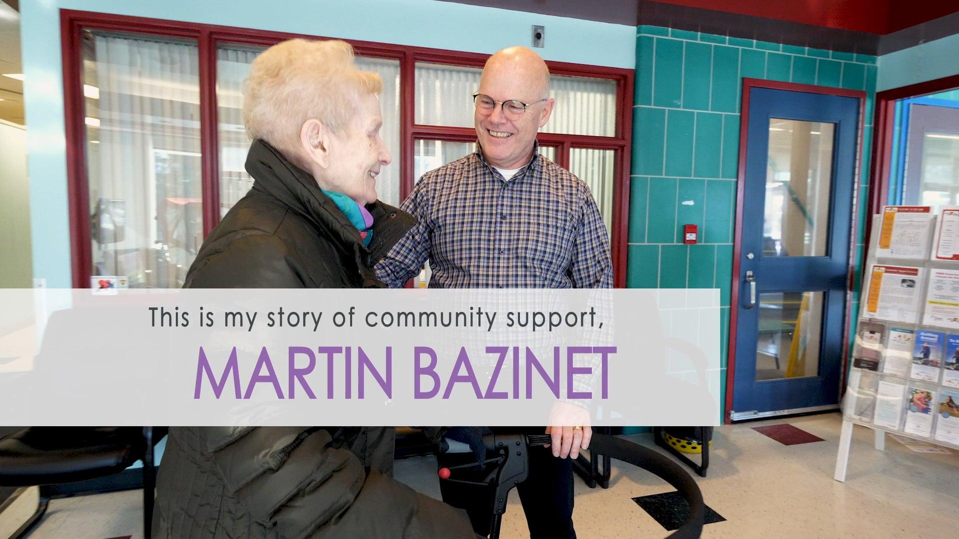 Martin's Story