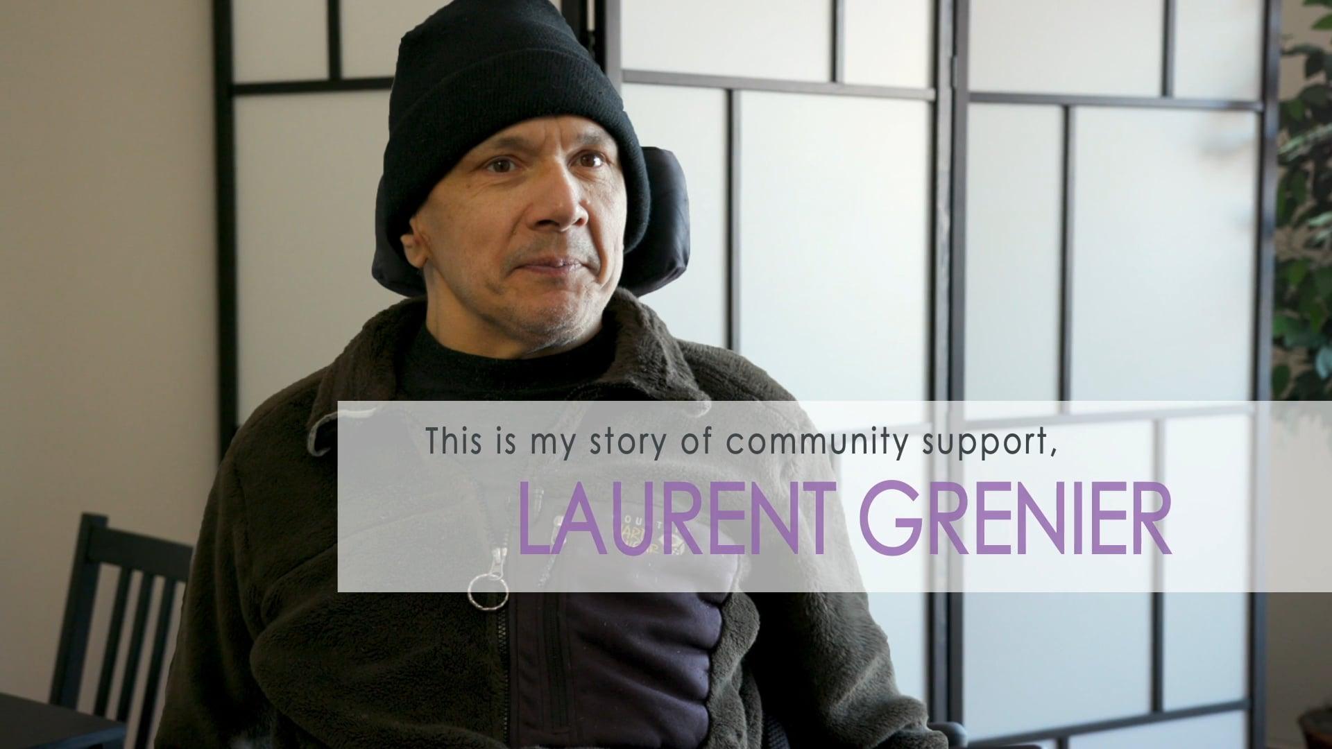Laurent's Story