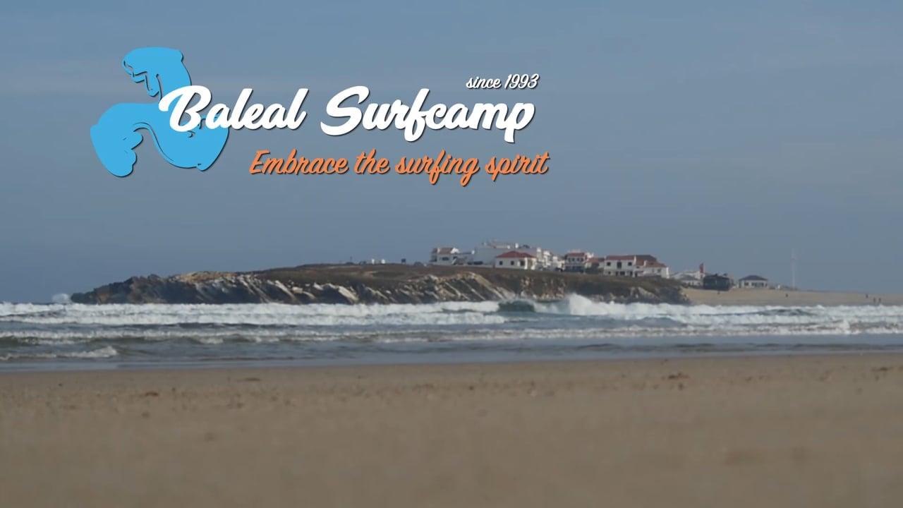 Baleal Surf Camp - Peniche, Portugal - WEEK 26/08/2019