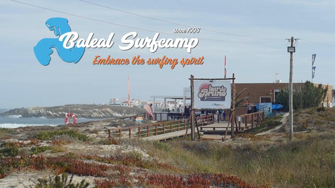 Baleal Surf Camp - Peniche, Portugal - WEEK 19/08/2019