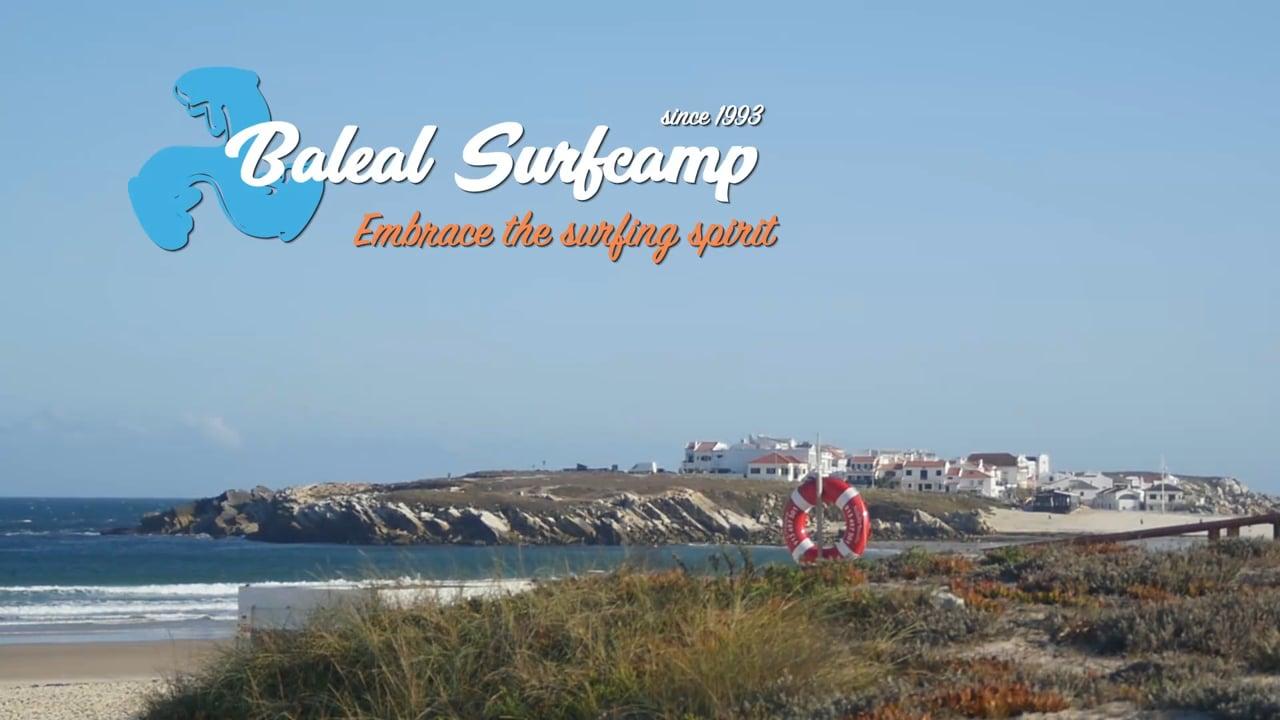 Baleal Surf Camp - Peniche, Portugal - WEEK 12/08/2019