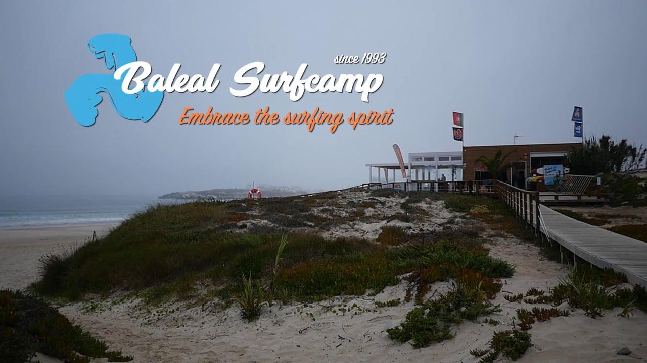 Baleal Surf Camp - Peniche, Portugal - WEEK 05/08/2019