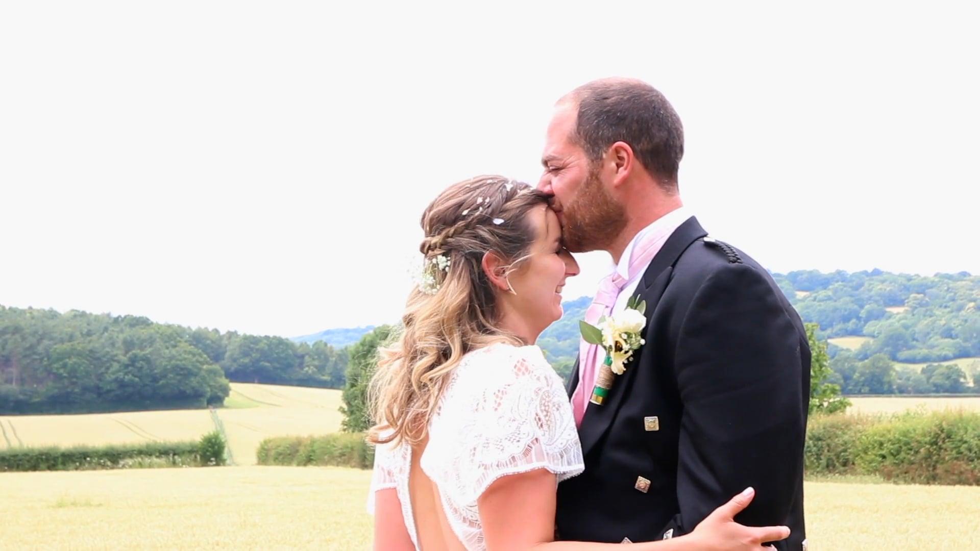 Emma & Alex's Wedding Highlights