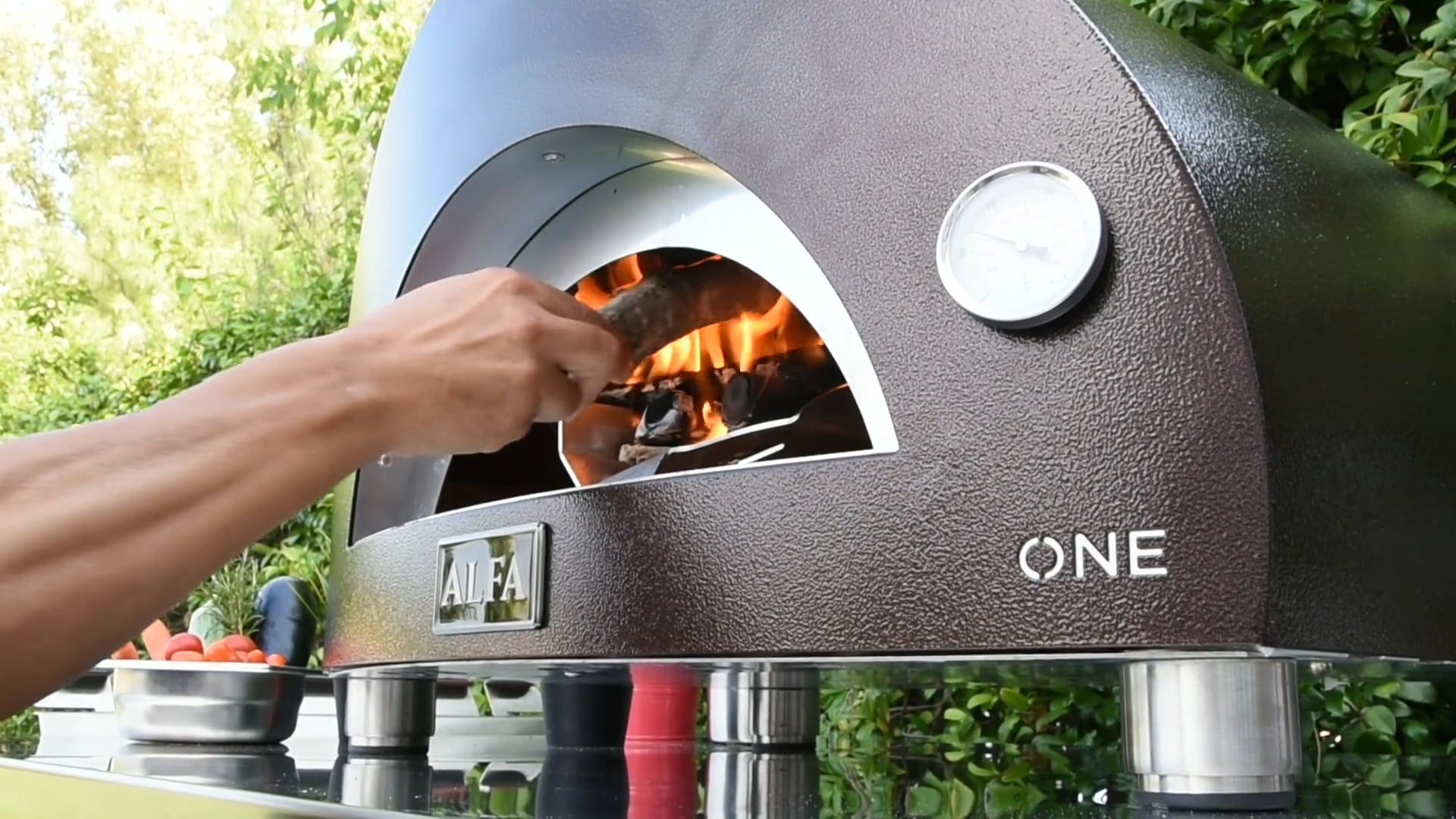 ONE - The Italian oven for everyONE!
