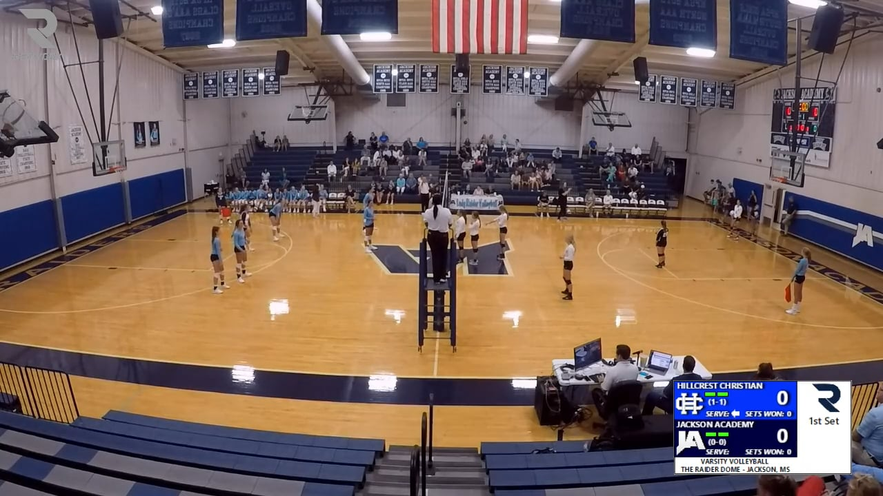 Varsity Volleyball-2019-August 6-Hillcrest