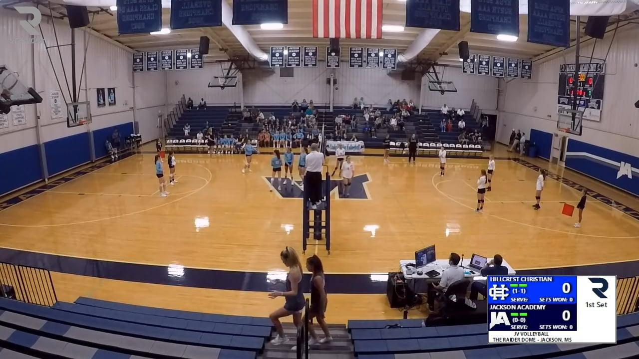 JV Volleyball-2019-August 6-Hillcrest
