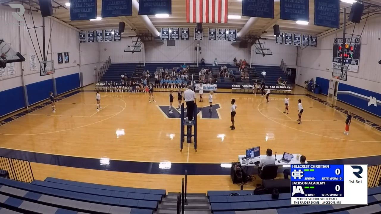Middle School Volleyball-2019-August 6-Hillcrest