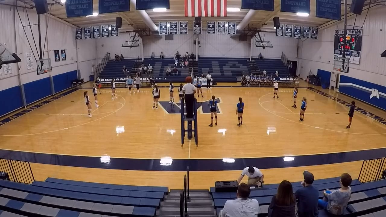 Varsity Volleyball-2019-August 9-Oxford HS
