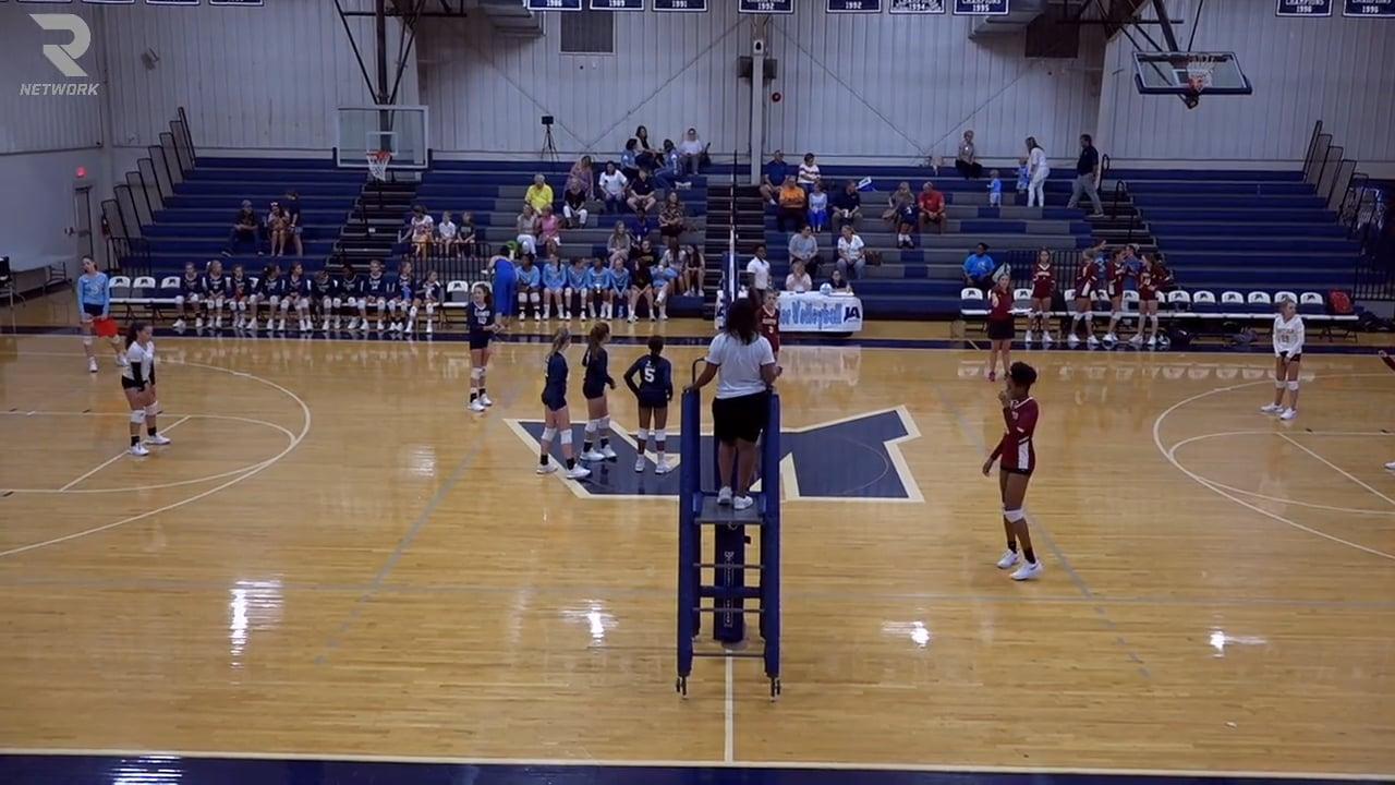 Middle School Volleyball-2019-August 15-Hartfield Academy