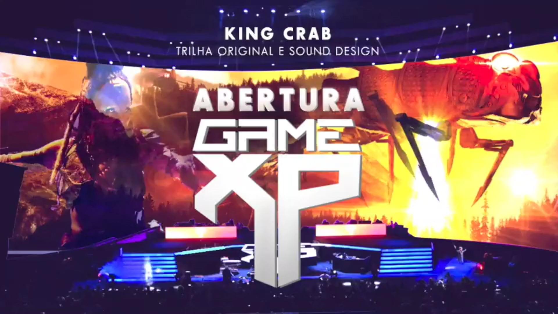 GAME XP 2019 | Abertura Arena OI
