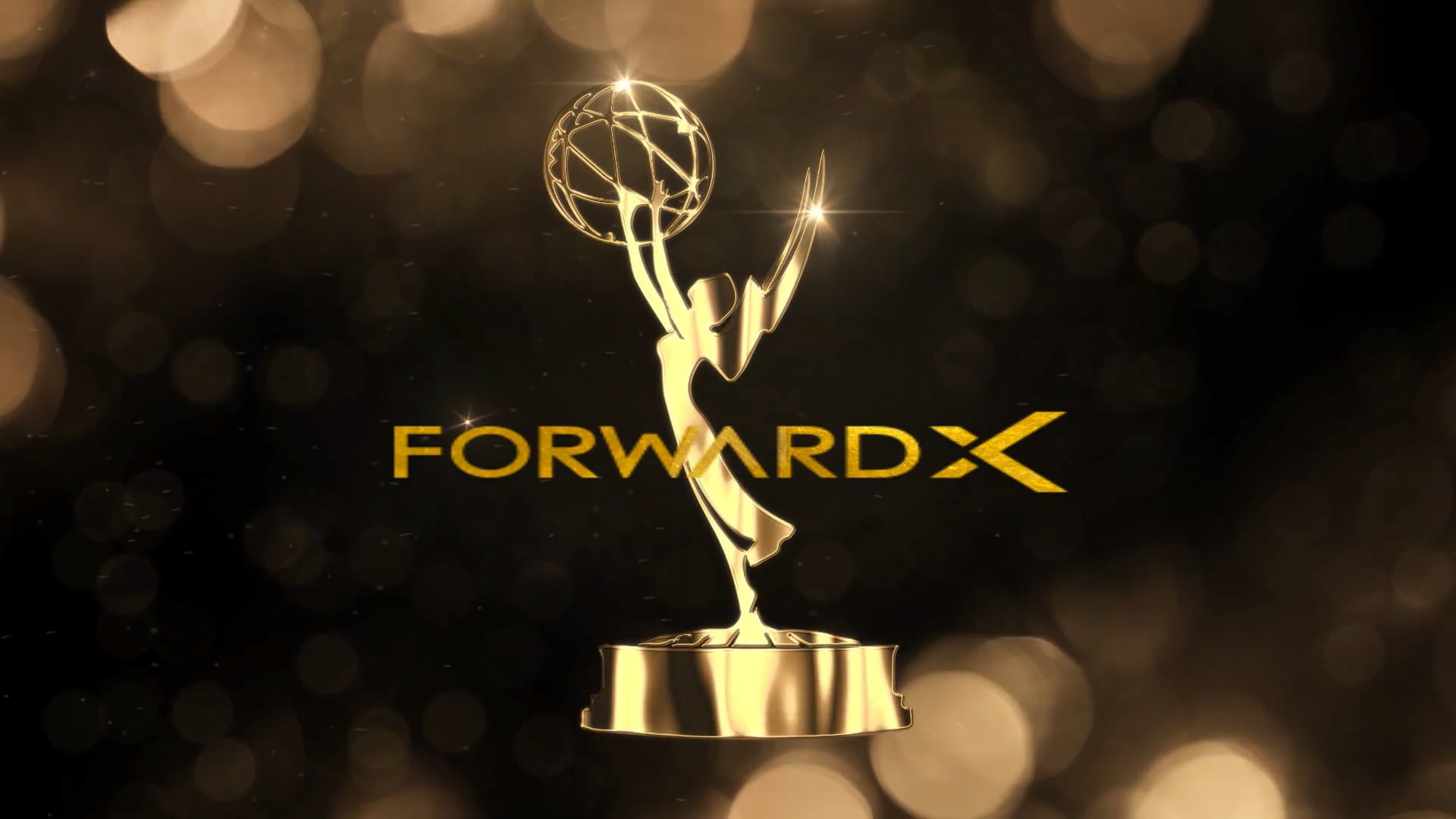 FORWARD X AT THE DAYTIME EMMY AWARDS