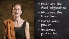 Contract Negotiations: Part I