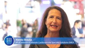 How can we advance the care of Atrial Fibrillation? Alenka Brzulja, Johnson & Johnson