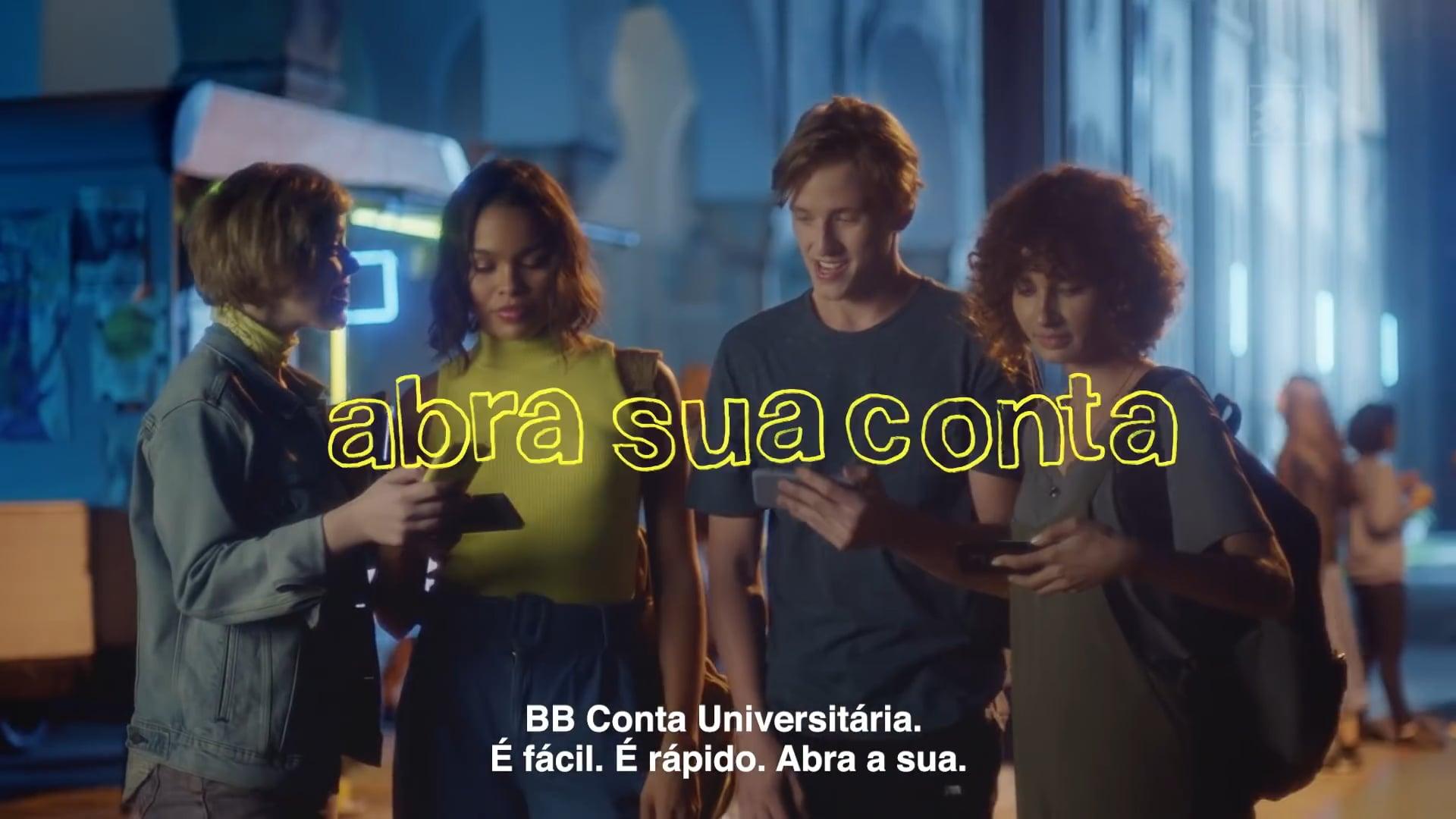 Banco do Brasil - Conta Universitária - Lew Lara