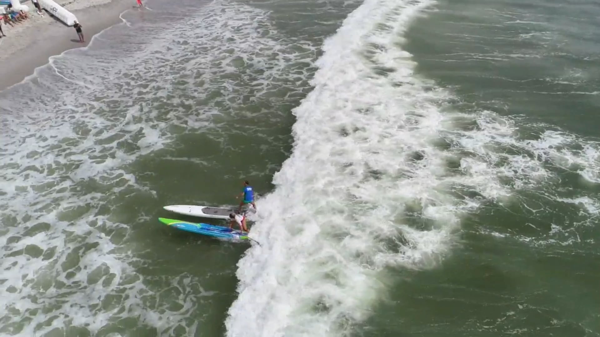 New York Sup Open 2019 - Sprints Highlights