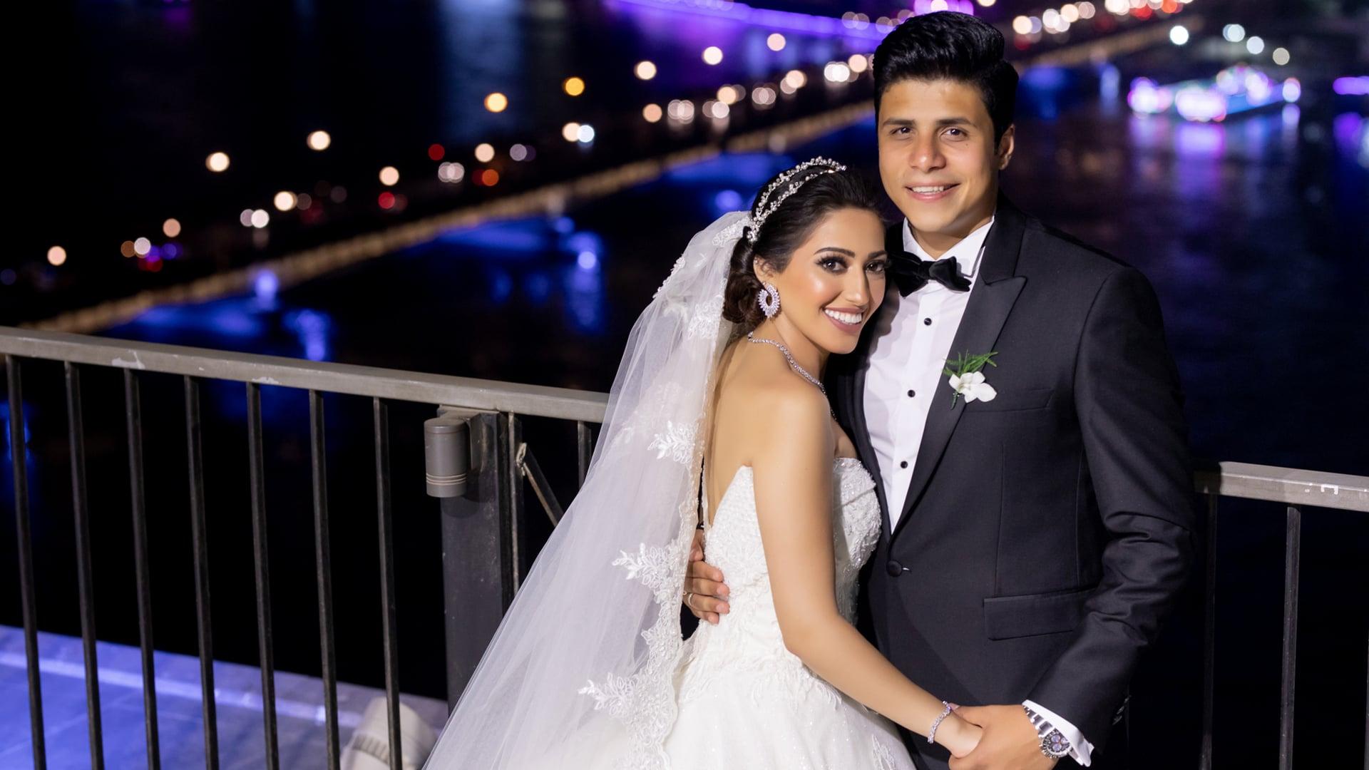 MENNA & SEIF WEDDING FILM