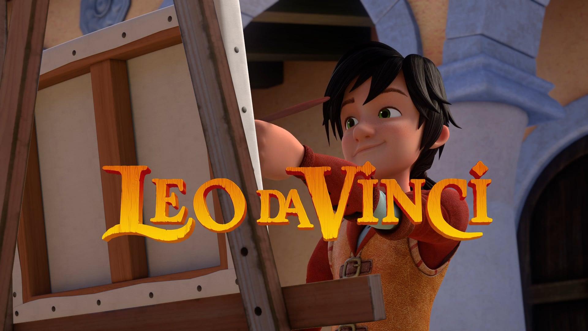 """Leo da Vinci"" - Trailer_ September 2019 (in English)"