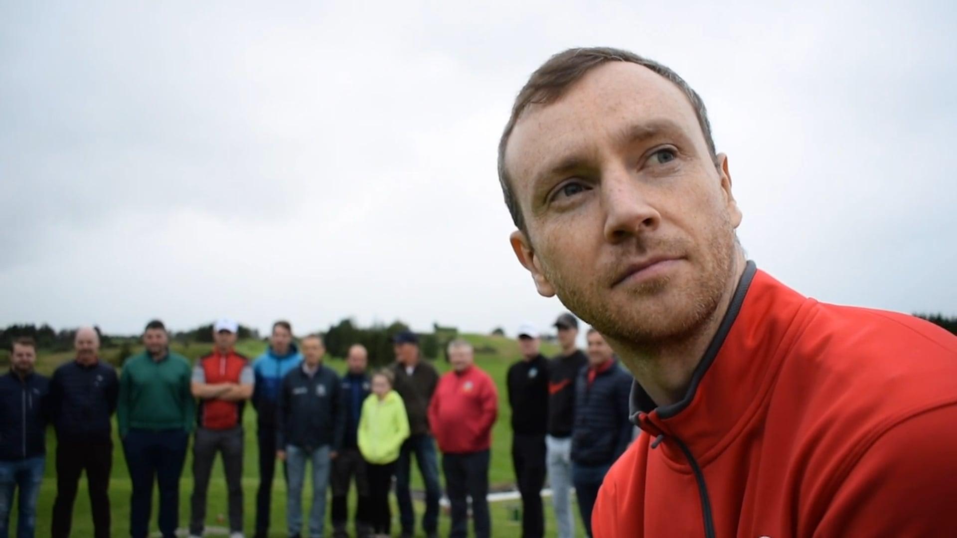 Ballyhaunis Golf Competition promo