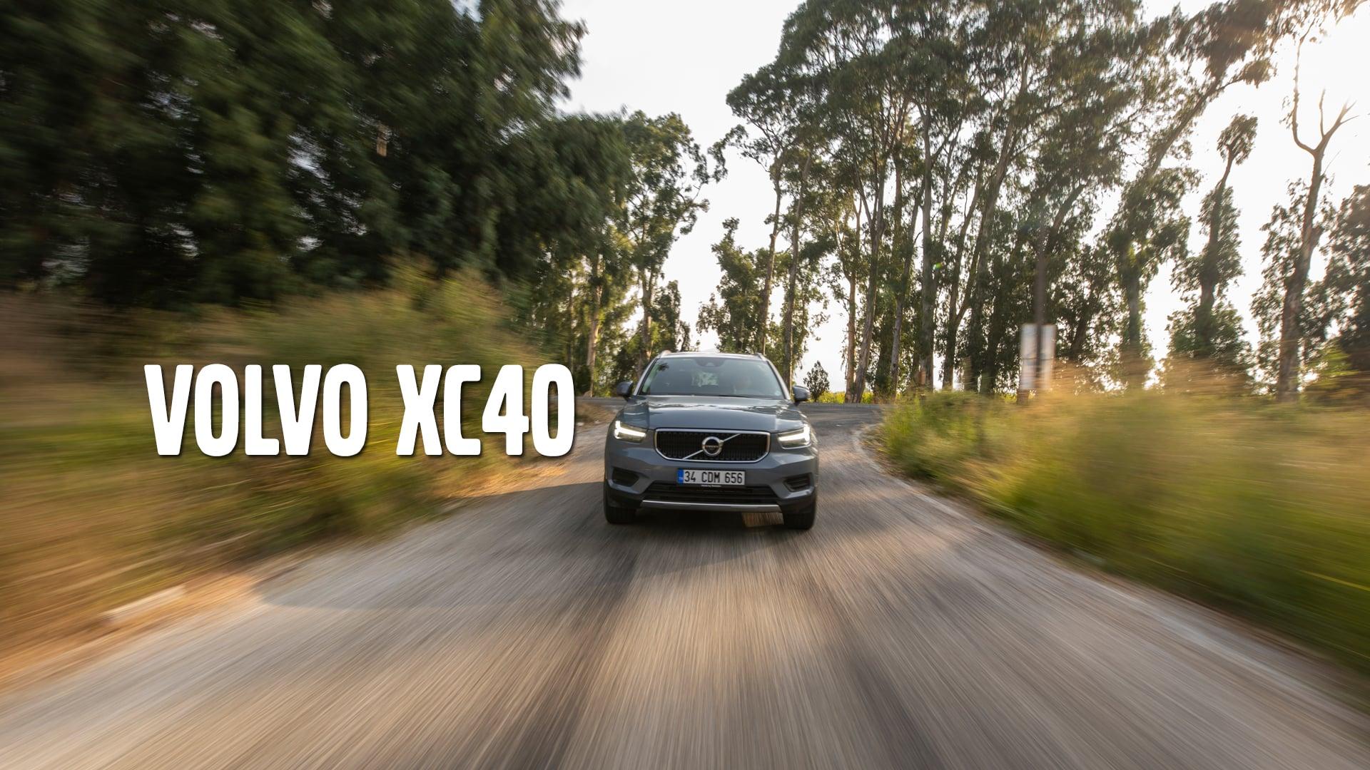 Volvo XC40 Kite Surfer