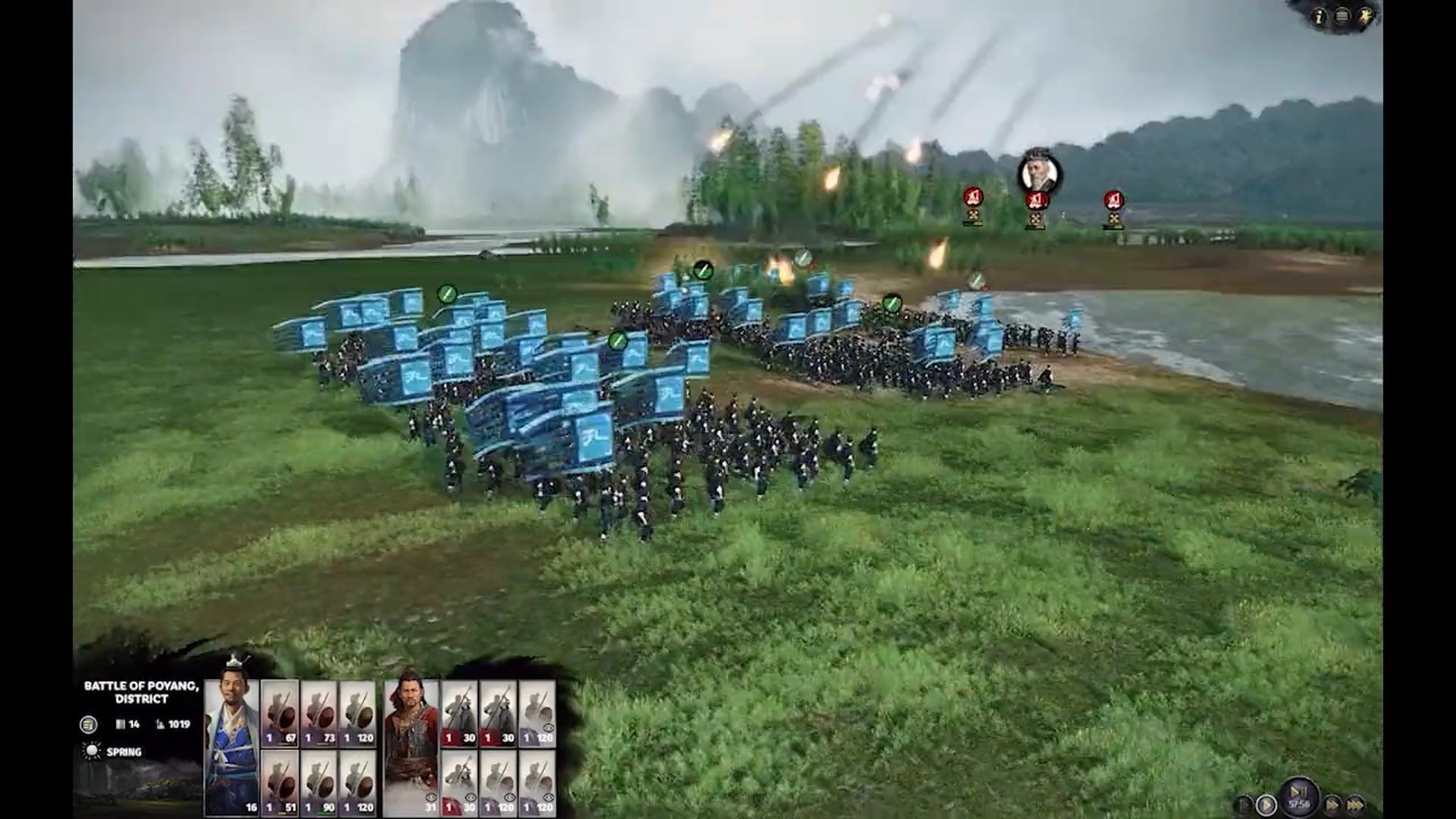 "Voice Design & Implementation ""Total War: Three Kingdoms"""
