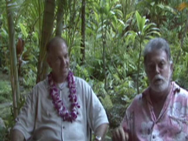 Jason Schwartz interviews Chris Albin 7-2010 on Maui