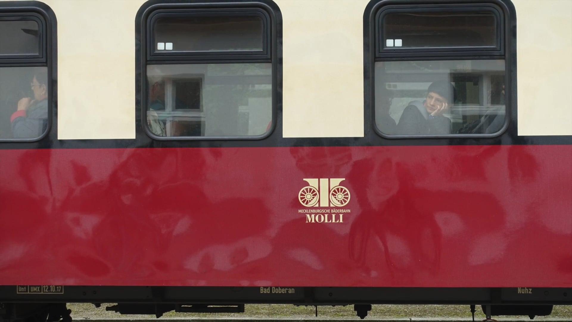 """Mecklenburgische Bäderbahn """"Molli"""""""