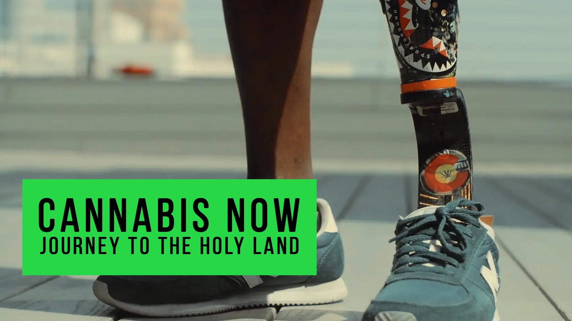Cannabis Now Israel Documentary
